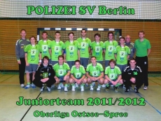 Toller Team-Teil-Titel - Herbstmeisterschaft Juniorteam